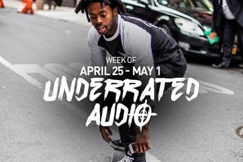 Underrated Audio: April 25 - May 1