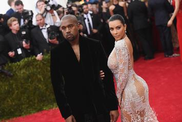 Kanye West And Kim Kardashian To Renew Wedding Vows In Paris