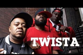 "Twista Spits A Verse From ""Back To Basics"" EP"