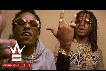 "Rich The Kid Feat. Quavo, Migo Bands ""Change"" Video"