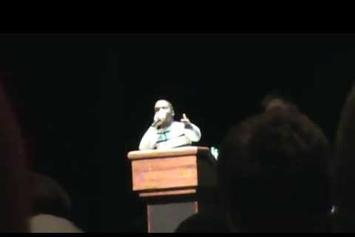 Watch Lil B's Inspiring 75-Minute Lecture At UCLA