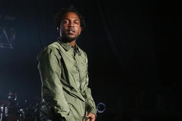 """Kendrick Lamar Is Only Performing One """"To Pimp A Butterfly"""" Song Live"""