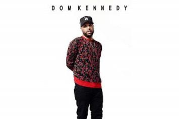 "Review: Dom Kennedy ""By Dom Kennedy"""