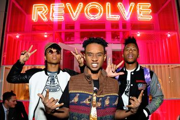 Rae Sremmurd's Slim Jimmy Injures Leg At Governor's Ball