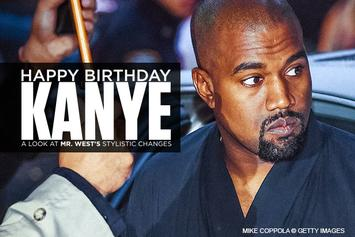 Happy Birthday Kanye: A Look At Mr. West's Stylistic Changes