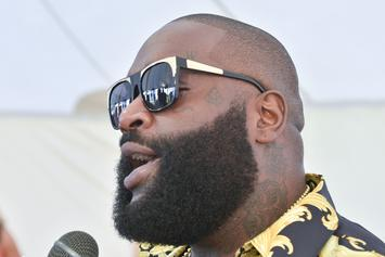 Rick Ross Arrested For Marijuana In Georgia