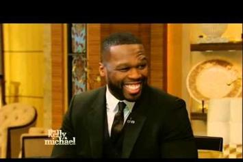 50 Cent On Live! With Kelly & Michael