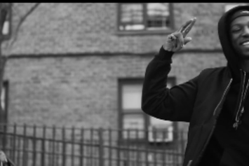 "Joey Bada$$ ""Paper Trails"" Video"
