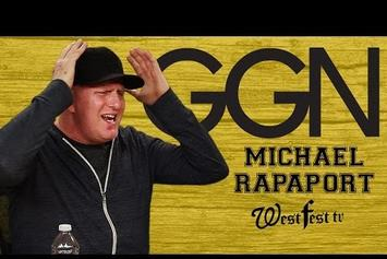 Michael Rapaport Talks Meeting Tupac On Snoop Dogg's GGN