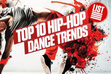 Top 10 Hip-Hop Dance Trends