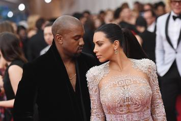 Kim Kardashian & Kanye West May Have Chosen Their Future Baby's Gender