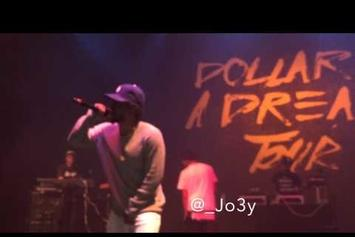 J. Cole Brings Out Kendrick Lamar In L.A.