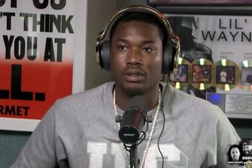 Meek Mill On Ebro In The Morning