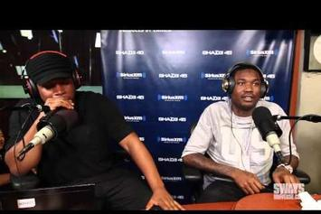 Meek Mill On Sway In The Morning