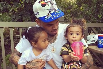 Chris Brown & The Mother Of His Child Go Back & Forth On Instagram