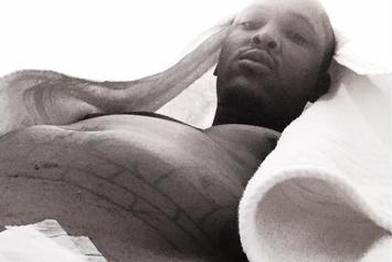 YG Shares Post-Shooting Crotch Shot On Instagram