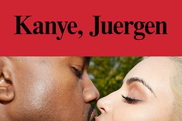 Kanye West, Kim Kardashian & Photographer Juergen Teller Have A New Book