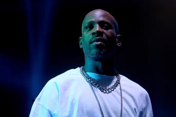 DMX Reportedly Sentenced To Six Months In Jail