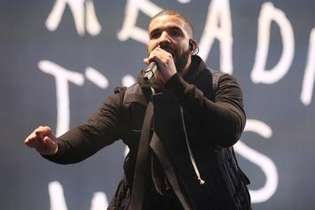 Drake Debuted A New Song At His Barber's Wedding