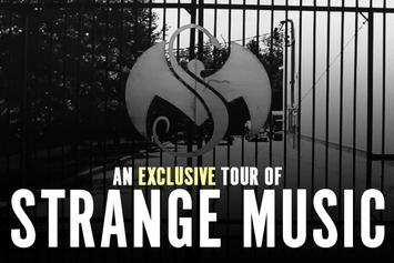 Take A Tour Of Tech N9ne's Strange Music Headquarters