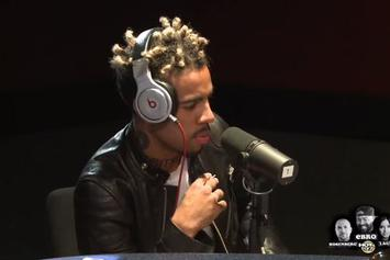 Vic Mensa Talks Drake's Songwriting Scandal & More On Ebro In The Morning
