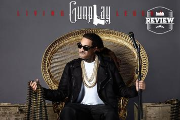 "Review: Gunplay's ""Living Legend"""