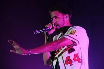 Man Arrested In Connection With J Cole Concert Shooting