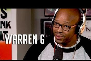 Warren G On Hot 97