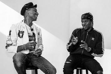 "Pusha T Reveals Producers On ""King Push,"" Reacts To Praise From N.W.A."
