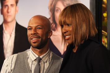 Common Weighs In On Drake & Serena Hooking Up