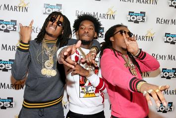 "Migos Announce ""Back To The Bando"" Release Date"