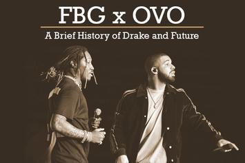 FBG X OVO: A Brief History Of Drake And Future
