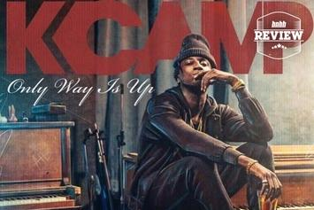 "Review: K Camp's ""Only Way Is Up"""