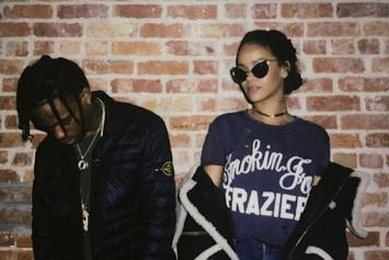Did Rihanna Just Squash Travi$ Scott Dating Rumors?