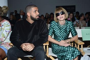 "Serena Williams Reportedly Responded To Drake Calling Anna Wintour ""Bae"""