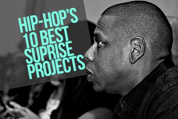 Hip-Hop's 10 Best Surprise Projects
