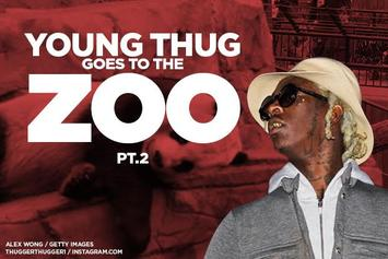 "Young Thug Goes To The Zoo Pt. 2: The Best Animal References On ""Slime Season"""