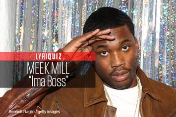 "LyriQuiz: Meek Mill - ""Ima Boss"""