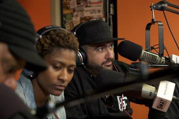 HNHH's Own Saro D. & DJ S. Whit On Sway In The Morning