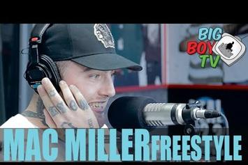 "Mac Miller Crushes ""10 Crack Commandments"" Freestyle"