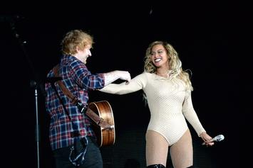 Beyonce Brings Out Michelle Obama & Ed Sheeran At Global Citizen Fest