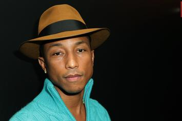 Pharrell Named NYU's 2015 Artist-In-Residence