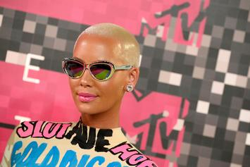 """Amber Rose """"So Disappointed"""" By GQ's Write-Up On Her"""