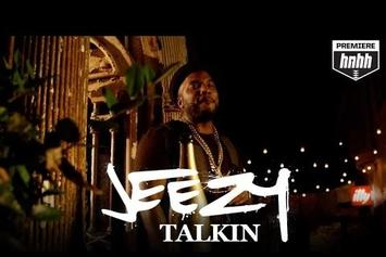 "Jeezy ""Talking"" Video"