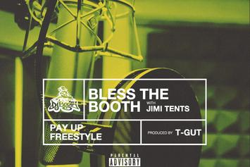 """Jimi Tents """"Bless The Booth"""" Freestyle"""
