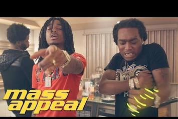 "Migos ""Bitch Dab"" (Studio Video)"