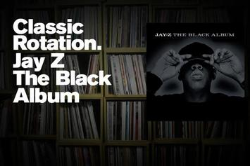 "Classic Rotation: Jay Z's ""The Black Album"""