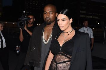 Kim Kardashian Is Reportedly Moving Her Son's Due Date