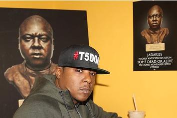 "First Week Sales For Jadakiss' ""Top 5 Dead Or Alive"""