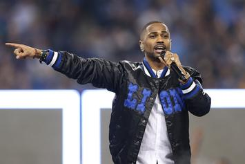 Big Sean's Jewelry & Unreleased Music Stolen In Home Burglary
